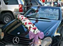 اجمل عروض سيارات المرسيدس للاعراس والفترات