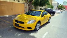 Mitsubishi eclipse 2009 gcc original paint