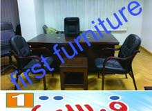 أرقى موديلات الاثاث المكتبي أثاث شركات أثاث مكاتب شاهده بمعارض فرست 96 ش النيل – الدقى 01003755888