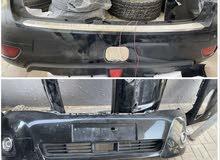 nissan partrol 2014 front abd rear bumper