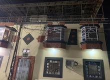 بنايه لبيع الجنينه حي الاندلس مساحته (200) متر طابقين تحتوي على ست شقق