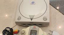 Sega dreamcast pal with 108 games +3D case