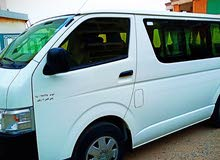 Toyota Hiace 12 seated passanger bus purchased on March 2017. for Sale