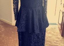 فستان مناسبات شبه جديد