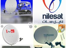 satellite dish selling and installation work just call:-70651345