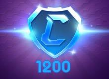Rocket league Credits 1200 Xbox
