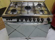 cooking range 5 burner