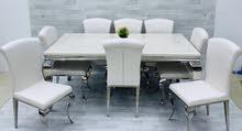 طاولات طعام - طاولات تقديم