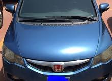 هوندا سڤيك اعلى فئة بفتحة سقف 2010 للبيع العاجل