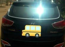 سيارة للإيجار توسان 2013