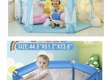 حوض كرات وخيمة ملكية للاطفال