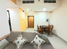 شقه مفروشة غرفتين وصاله مساحه ممتازه جدا ونظيفة