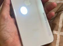 ايفون 10x مستعمل نضيف جداا نسبه عمر البطاريه86 بصمه الوجه شغاله
