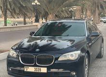BMW 730Li 2012 GCC