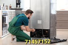 repair of refrigerator freezer washing and Ac