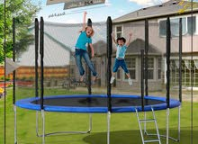 Trampoline With Net 6ft