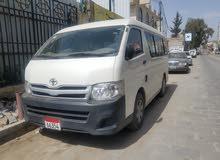 باص هايس سياحي 2014 للبيع