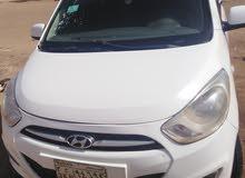 تويوتا I10 2015 للايجار الشهري