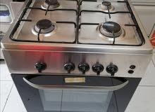 cooking range four burner
