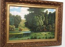 لوحات القصور والمتاحف القيصرية