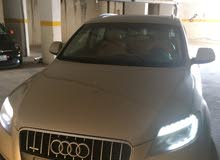 For sale Q7 2014
