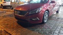 For sale 2016 Red Sonata