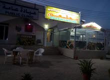 Restaurant for rent for 700 per month in Ibra industrial site fully equipped in
