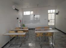 قاعة دراسيه كبيره للبيع