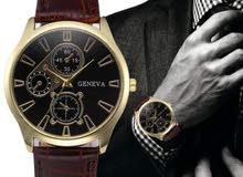 ساعات geaneva حديده الاسعار مابين 70-80 حسب نوع ولون