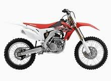 honda crf 250 R 2015