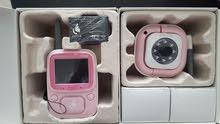 كاميرا مراقبة للأطفال