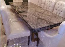 تفصيل طاوله وكراسي على حسب أختياركم