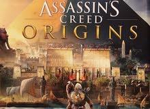 مطلوب لعبة red dead 2 و assassin creed origin