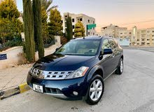 Nissan Murano 2006 For sale - Blue color