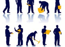 سجل تجاري للبيع مع العمال