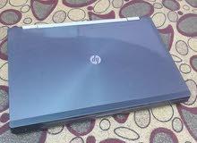 لبيع او مراوس لابتوب EliteBook 8570w  للالعاب والبرامج القوية مواصفات بالوصف