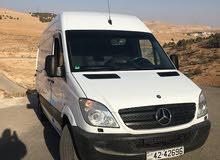 White Mercedes Benz Sprinter 2013 for sale