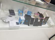 للبيع محل بيع وإصلاح هواتف بجميع اغراضه
