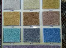 grass carpet Corton wallpaper sofa set reparing