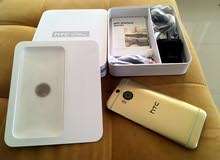 HTC ONE M9 Plus Gold on Gold Absolutely New Only A Week Used
