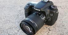 مطلوب كاميرا كانون 70D