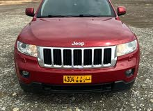 Automatic Jeep 2011 for sale - Used - Muscat city