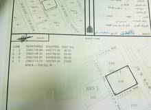 أرض سكنية للبيع في عبري الدبيشي واسط