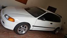 هوندا سيفك هاشباق موديل 1993 للبيع