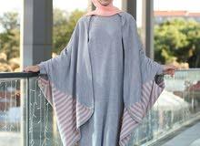 فستان + كاب للحجز 0772300781