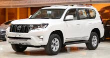 Available for sale! 0 km mileage Toyota Prado 2020