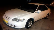 Available for sale! 0 km mileage Honda Accord 2002