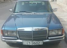 مرسيدس 280 SE موديل 1979