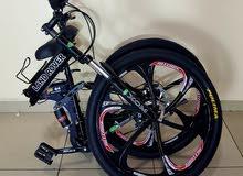 دراجة لاند روفر جديدة