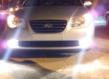 Hyundai Avante 2009 For sale - Silver color
